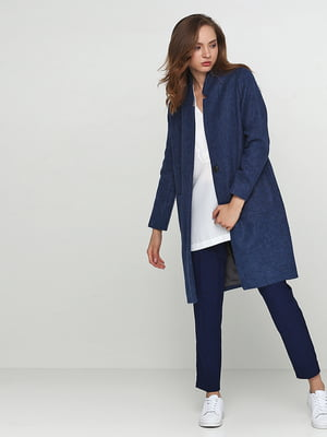 Пальто синє | 5194185