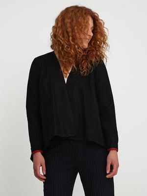 Пальто чорне | 5194187