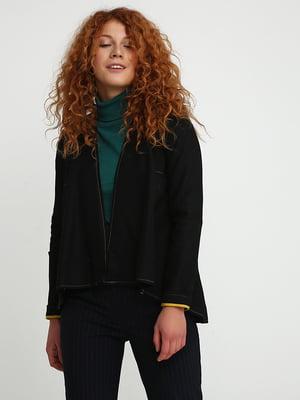 Пальто чорне | 5194188