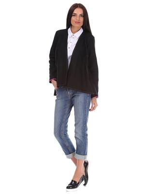 Пальто чорне | 5194189
