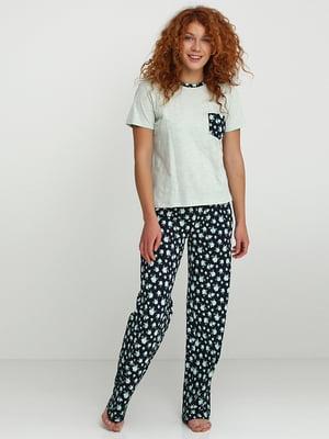 Піжама: футболка і штани   5194192