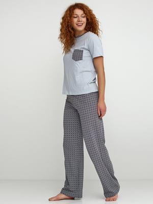 Піжама: футболка і штани   5194193