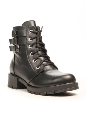 Ботинки черные | 5169312