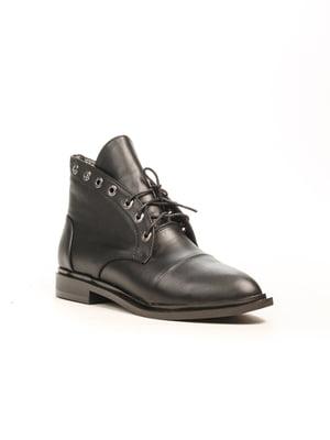 Ботинки черные | 5169321