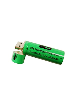 Батарейка з USB-зарядкою   5194043