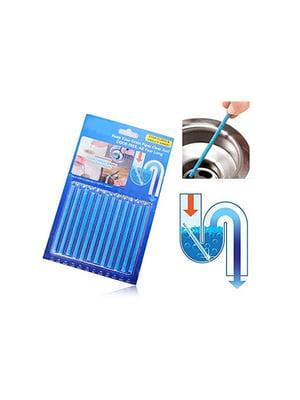 Палички для очищування вoдocтічниx труб (12 шт.) | 5168162