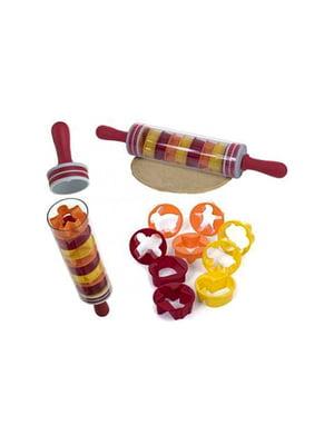 Качалка з формами для тіста Roll and Store Pin | 5108397