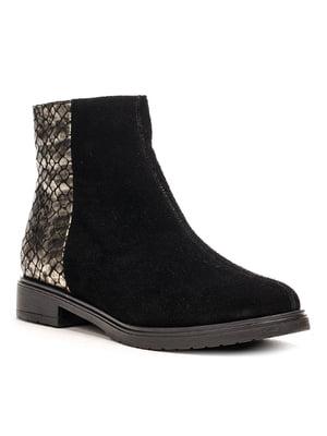 Ботинки черные | 5169352