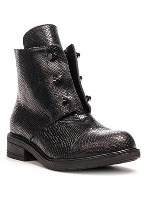 Ботинки черные | 5169332