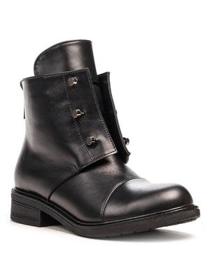 Ботинки черные | 5169345