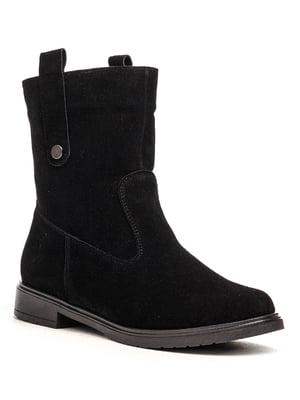 Ботинки черные | 5169343