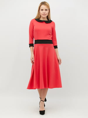 Сукня коралового кольору   5194540
