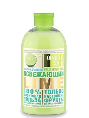 Шампунь для волосся «Освіжаючий лайм» (500 мл)   5192507