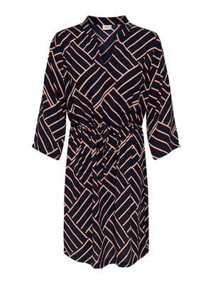 Платье темно-синее | 5177501