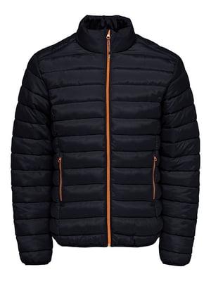 Куртка темно-синя | 5177557
