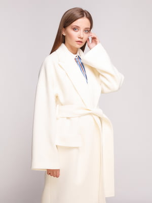 Пальто біле   5179127