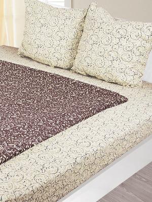 Комплект постельного белья двуспальный | 5194986