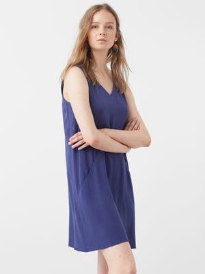 Сукня синя | 5186431