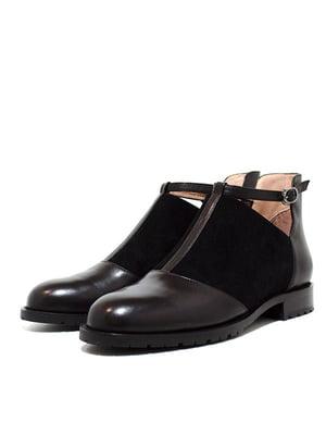 Ботинки черные | 5195271