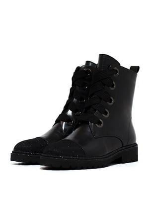 Ботинки черные | 5195272