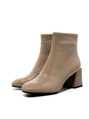 Ботинки бежевые | 5195275