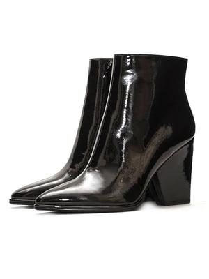 Ботинки черные | 5195276