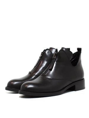 Ботинки черные | 5195277