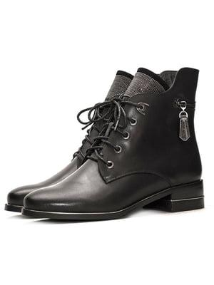 Черевики чорні   5195234