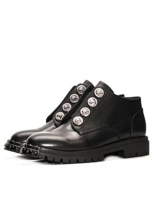 Черевики чорні   5195236