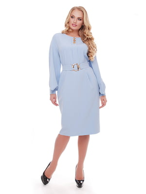 Сукня блакитна | 5196044