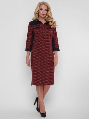Сукня коричнева | 5196053