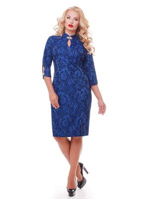 Сукня синя | 5196063