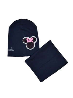 Комплект: шапка и шарф-снуд   5196285