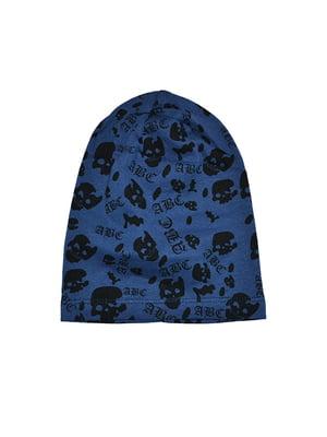 Шапка синя | 5196215