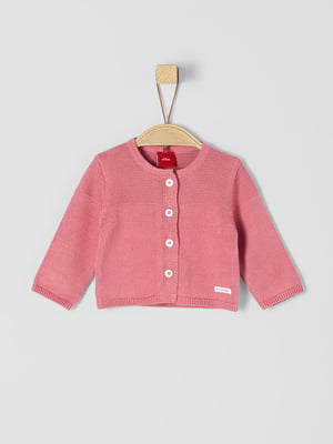 Кардиган рожевий | 5195924