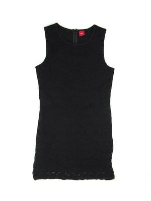 Платье черное | 5196007