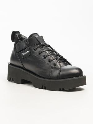 Ботинки черные | 5192249