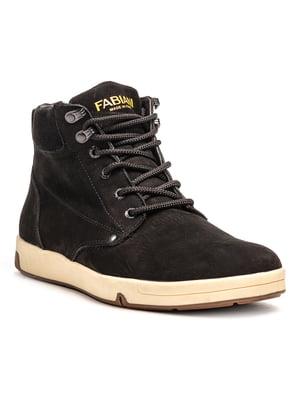 Ботинки черные | 5183088