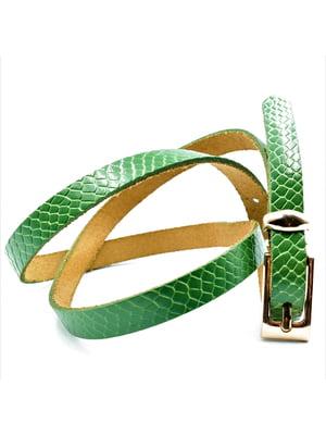 Ремень зеленый | 5197299