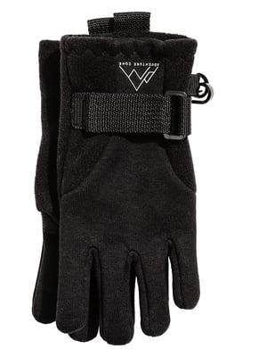 Перчатки черные | 5196570