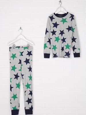Пижама: лонгслив и брюки | 5197089