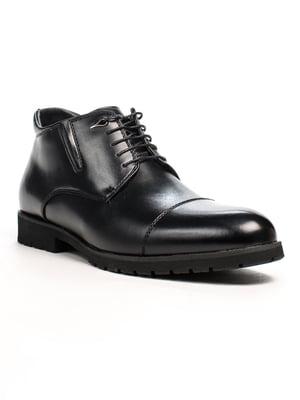 Ботинки черные | 5187002