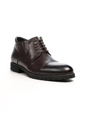 Ботинки кофейного цвета | 5187006