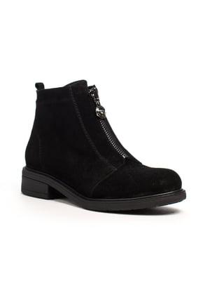 Ботинки черные | 5187014