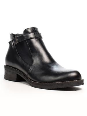 Ботинки черные | 5187013