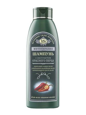 Шампунь с экстрактом красного перца для всех типов волос (500 мл) | 5082916
