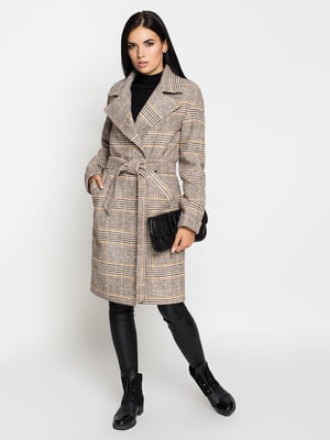 Пальто бежевое | 5197858