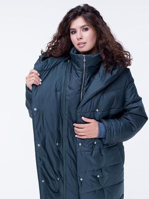 Куртка синяя   5198505
