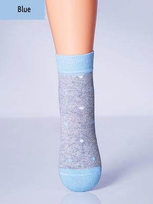 Шкарпетки сірі | 5198143