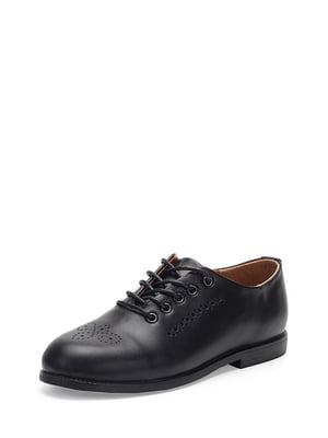 Туфли черные | 5198587